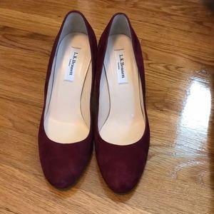 L.K Bennett heels
